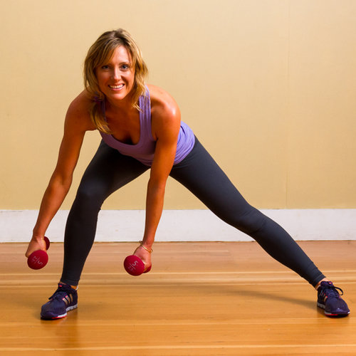 How to Do a Side Lunge