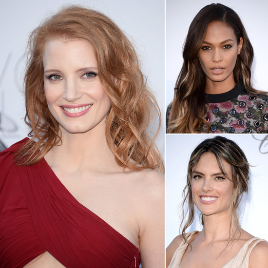Jessica Chastain, Joan Smalls, and More Party With amfAR at Cannes