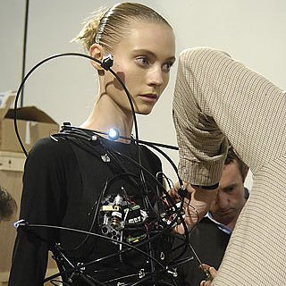 "Hussein Chalayan Creates ""Big Bang"" Mechanical Dresses"