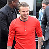 David Beckham in Paris | Photos
