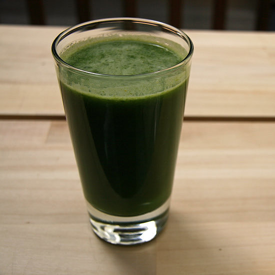 Breakfast: Detox Green Juice