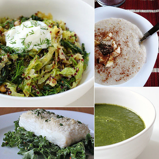 Undo the Weekend With These Detoxing Recipes For Breakfast, Lunch, and Dinner