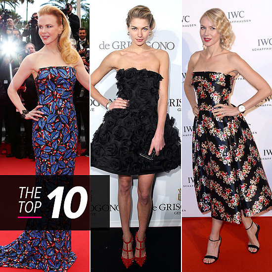 Top 10 Best Dressed Of The Week: Aussie Ladies Lead The Way