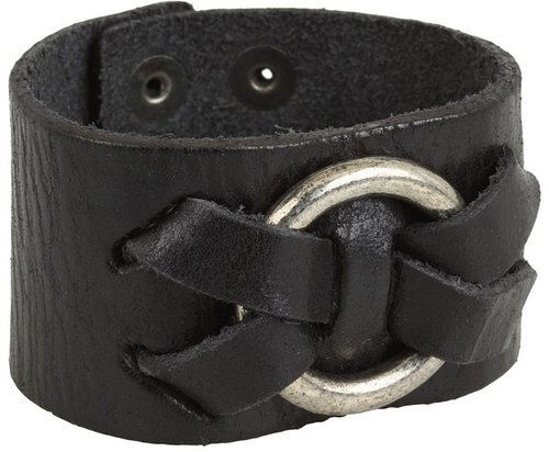 Frye - Ring Cuff (Black) - Jewelry