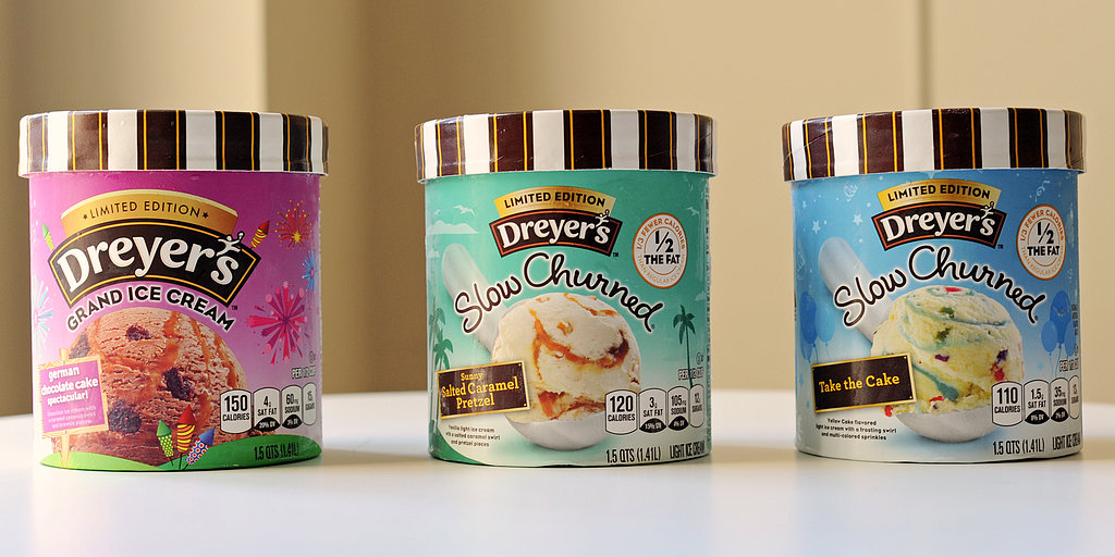 Cool Down With a Scoop of Dreyer's Latest Ice Cream Flavors