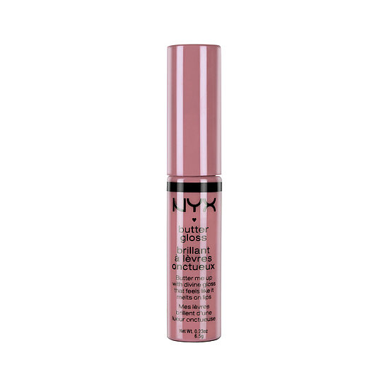 NYX's Butter Lip Gloss ($5) is a straight-up doppelganger for MAC's coveted Lipglass, and the best part is that it's less than $10. Each is named after a dessert, and they smell like them, too. — KJ