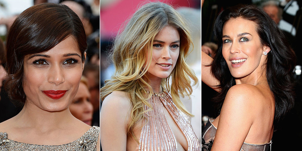 Look Back: The Ladies of L'Oréal Paris at Cannes Film Festival