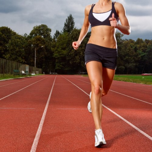 Sprinting and Walking Workout