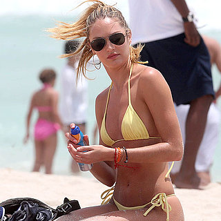 Olivia Wilde and Candice Swanepoel Bikini Style | Video