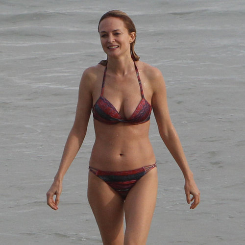Heather Graham Bikini Pictures in Rio, Brazil