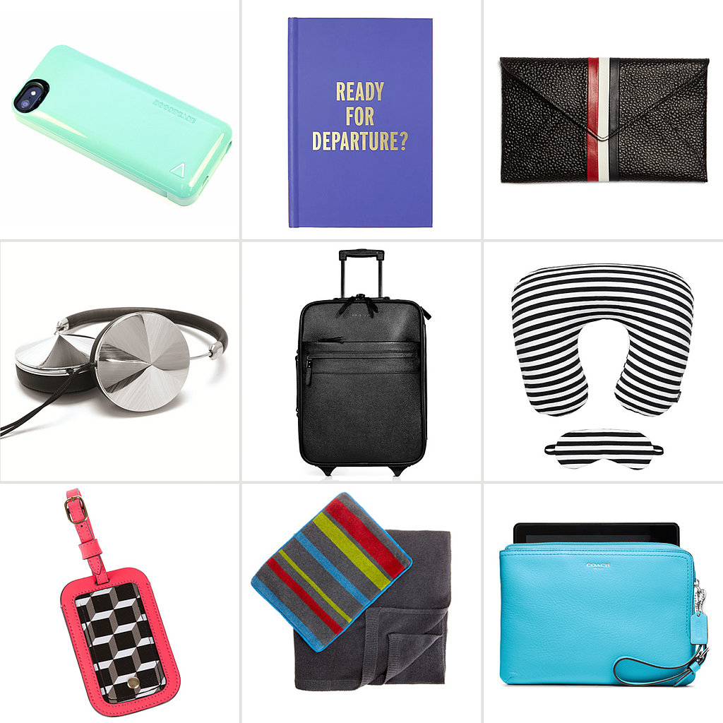 Prepare For Frequent Fashion Flier Miles: 28 Accessories to Pack