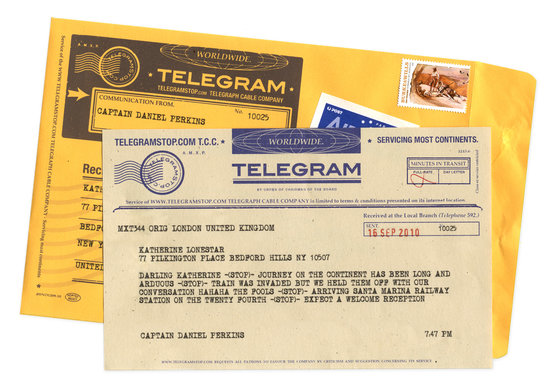 Telegram Stop Announcements