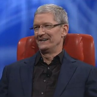 Tim Cook Interview 2013