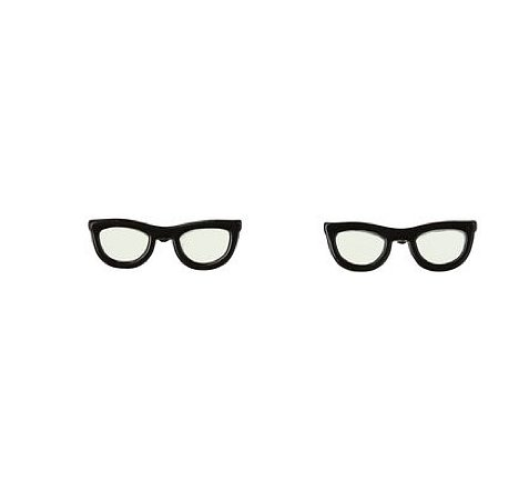 A cheeky nod to a fashion favorite — and just a fun accessory in their own right — we adore these Kate Spade New York Goreski Glasses Studs ($48).