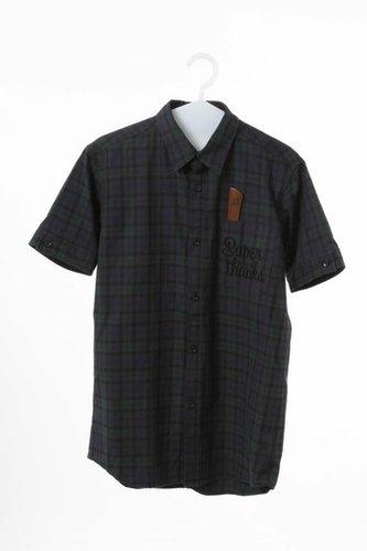 スーパーサンクス MENSShort sleeves shirt + comb
