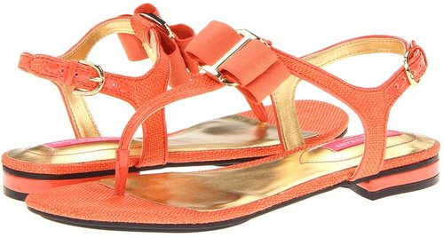 Isaac Mizrahi New York - Bree 2 (Orange) - Footwear