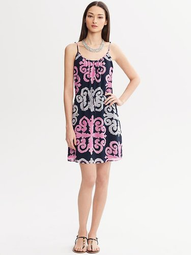 Milly Collection Medallion Print Dress