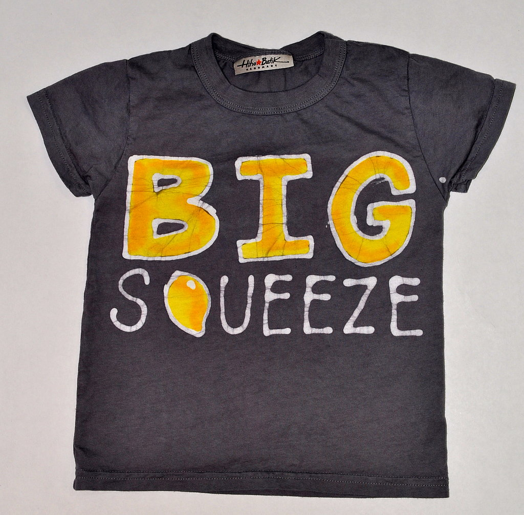 Vintage Black Big Squeeze Tee ($33)