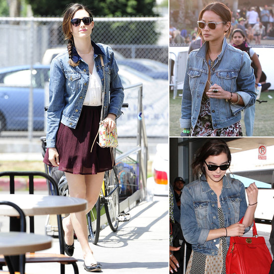 Full Denim Jacket: 14 Celeb-Approved Ways to Work Yours This Summer