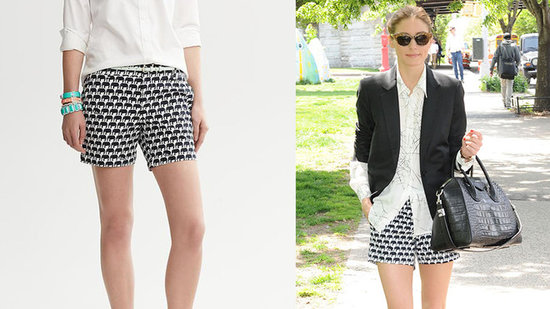 Milly For Banana Republic Hits Stores Today — but Olivia Palermo's Already Wearing It!