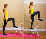 Step-Ups: Chair or Stairwell