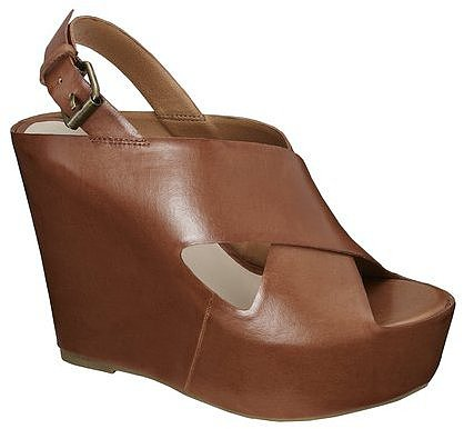 Women's Mossimo® Cynthia Criss Cross Sandal - Assorted Colors