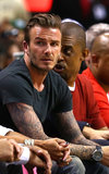 David Beckham Stirs Up Speculation That He's Bringing a Soccer Team to Miami