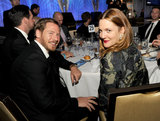 Drew Barrymore and Will Kopelman attended the April 2013 GLAAD Media Awards in LA.