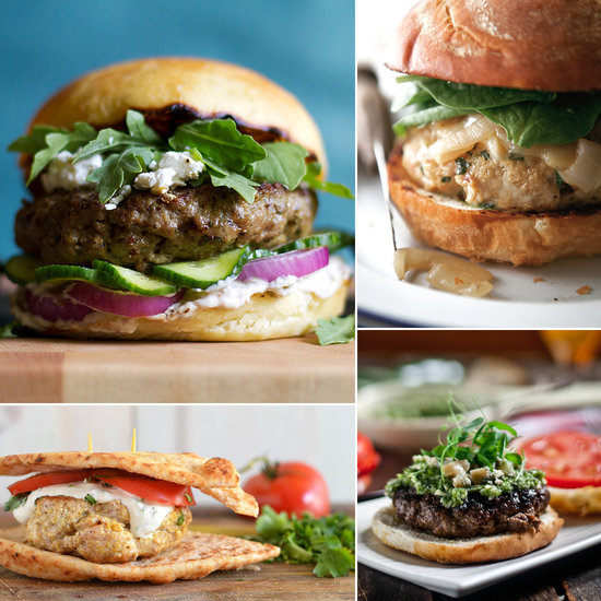 Must Make Alterna-Burgers, From Mushu Pork to Tandoori Chicken