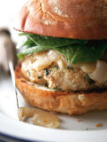 Sundried Tomato and Basil Turkey Burgers