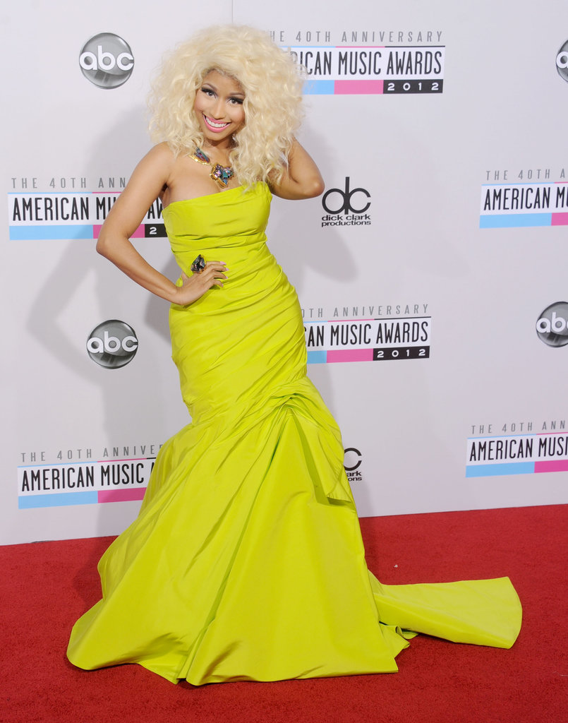 "Nicki Minaj has said in various interviews that she's ""obsessed with Marilyn Monroe."" The rapper wrote a song titled ""Marilyn Monroe"" for her album Pink Friday: Roman Reloaded that makes many references to the actress and includes a few of her famous quotes. Nicki also asks, ""Is this how Marilyn Monroe felt?"" during the chorus."