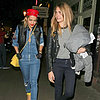 Cara Delevingne With Rita Ora in London | Video