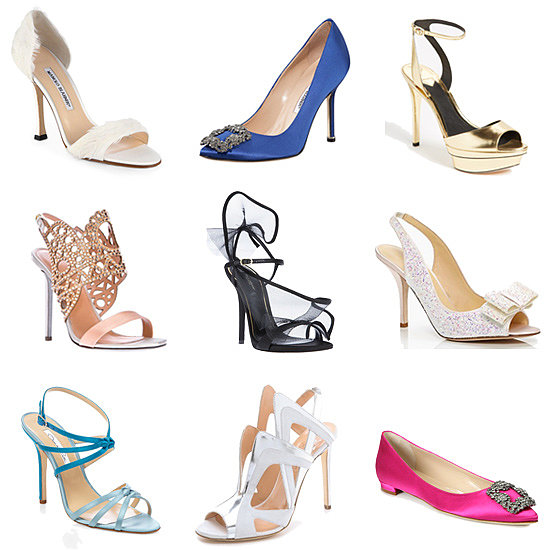 Find Your Wedding Sole Mate — 19 Pairs Perfect For Walking Down the Aisle