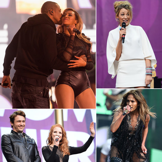 Beyoncé, Blake, JLo and More Bring Star Power to Chime For Change