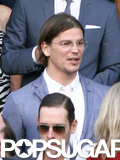 Josh Hartnett was another A-list wedding guest at Lake Bell and Scott Campbell's June 2013 wedding in New Orleans.