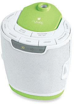 HoMedics® SoundSpa™ Lullaby Sound Machine