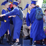 Emma Stone and Andrew Garfield Share an On-Camera Kiss