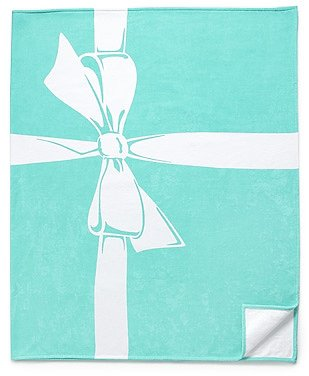 Tiffany Bow Beach Towel