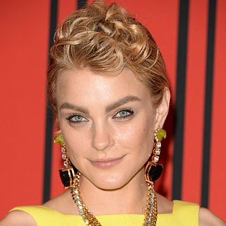 Jessica Stam Hair at CFDA Awards 2013