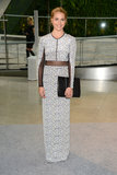 Teresa Palmer sported a cutout dress at the 2013 CFDA Fashion Awards.