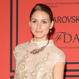Olivia Palermo at the 2013 CFDA Awards