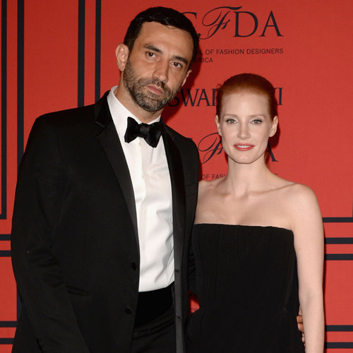 Celebrities at the CFDA Awards 2013