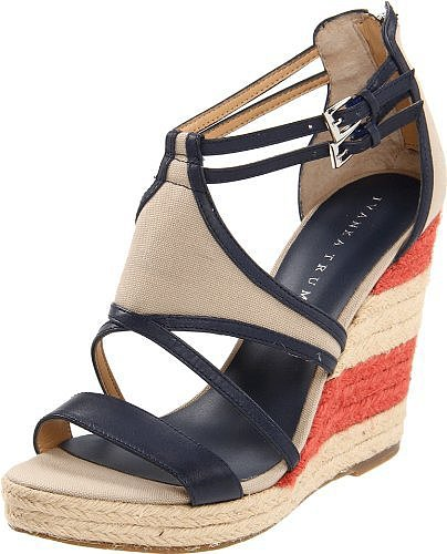 Ivanka Trump Women's Keira Wedge Sandal