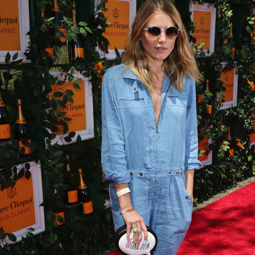 All the Celebrity Style at the Veuve Cliquot Polo Classic