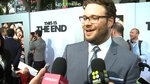 "Seth Rogen Is ""Not Intimidated"" by Directing Best Friends in This Is the End"