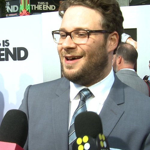 Seth Rogen Interview at This Is the End Premiere | Video