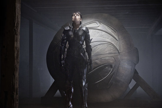 Antje Traue in Man of Steel.