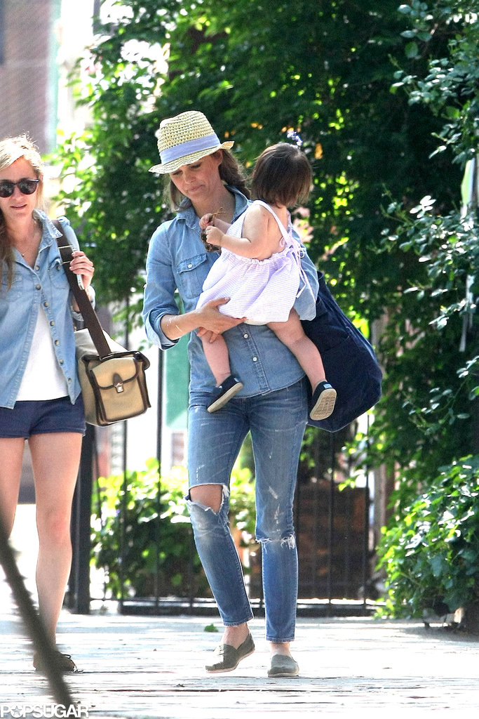 Keri Russell's Daughter Willa Is So Big!
