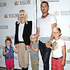 Gwen Stefani and Family at Pediatric AIDS Benefit | Photos