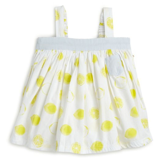 Fruity Baby Dress